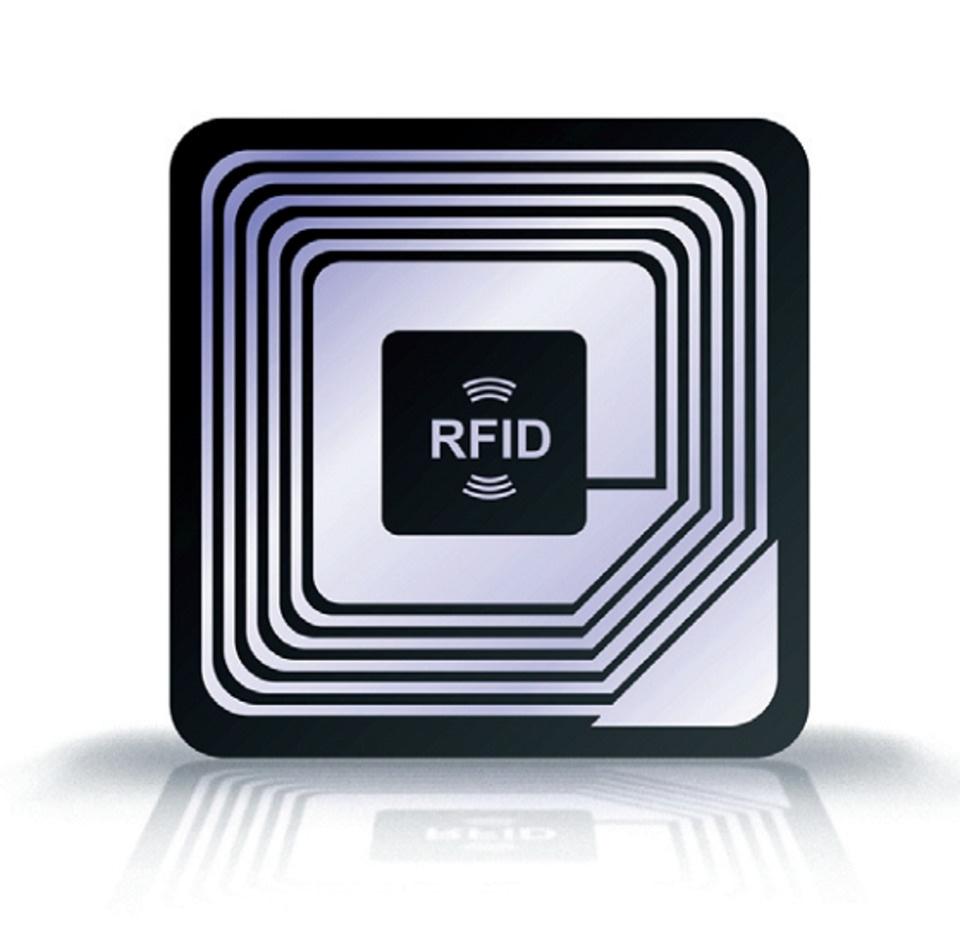 استفاده RFID