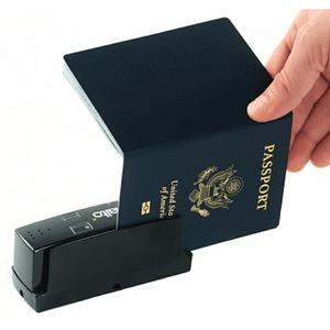 نمونه دستگاه خواندن گذرنامه