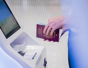 شناسایی هویت به کمک اسکنر گذرنامه