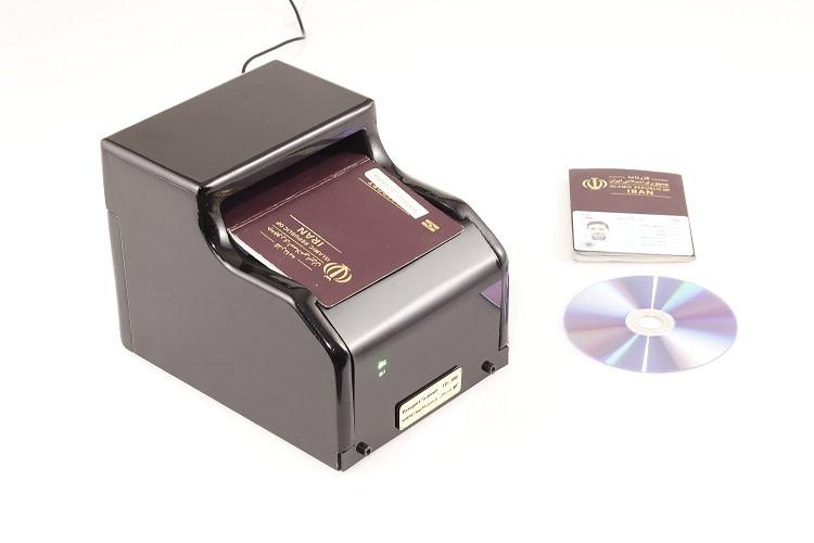 اسکنر هوشمند پاسپورت